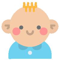 ícone filhos